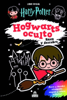 harry potter: hogwarts oculto-harry potter-9788893674188