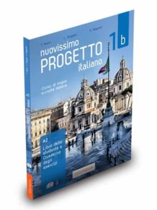 Ebook para ipod nano descargar NUOVISSIMO PROGETTO ITALIANO 1B + CD + DVD (Literatura española) FB2 9788899358488