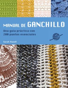 Descargar ebook pdfs online MANUAL DE GANCHILLO de SARAH HAZELL iBook