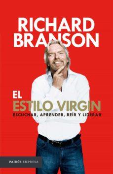 el estilo virgin (ebook)-richard branson-9789584249388