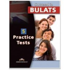 succeed in bulats - 5 practice tests - cds-9789604134588