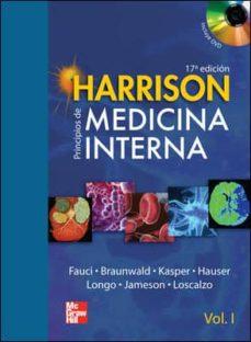 Geekmag.es Harrison: Principios De Medicina Interna (2 Vols.) (17ª Ed.) Image
