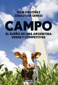 campo (ebook)-ivan ordoñez-sebastian senesi-9789877351088