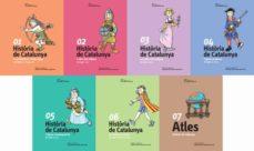 Ojpa.es Historia De Catalunya Il·lustrada Per Pilarin Bayés (7 Volums) Image