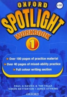 Descargar OXFORD SPOTLIGHT 1 ENHANCED: WORKBOOK gratis pdf - leer online