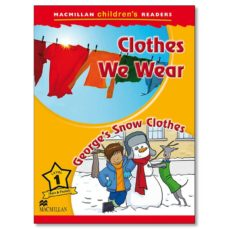 macmillan children s readers: clothes we wear level 1-9780230469198