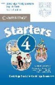 Curiouscongress.es Cambridge Young Learners English Test Starters 4 : Audio Cassette (2ª Ed.) Image