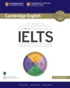 Libros de audio gratis disponibles para descargar OFFICIAL CAMBRIDGE GUIDE TO IELTS STUDENT S BOOK WITH ANSWERS WITH DVD-ROM iBook CHM RTF (Spanish Edition)