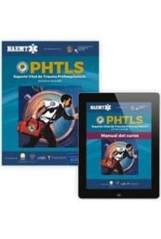 Descargar kindle books para ipad PHTLS: SOPORTE VITAL DE TRAUMA PREHOSPITALARIO. LIBRO + ECOURSE MANUAL  (9TH ED)
