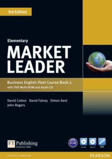 Descargar libros de audio italianos MARKET LEADER ELEMENTARY FLEXI COURSE BOOK 2 PACK 9781292126098