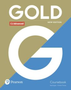 Libro de dominio público para descargar GOLD ADVANCED NEW EDITION COURSEBOOK 9781292202198 (Literatura española) de AMANDA THOMAS