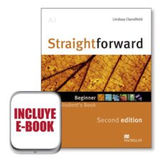 Amazon descargar libros en ipad STRAIGHTFORWARD (2ND EDITION) BEGINNER STUDENT S BOOK WITH EBOOK