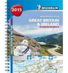 Mrnice.mx Great Britain &Amp; Ireland (Atlas De Carretera) Escala 1/300000 Image