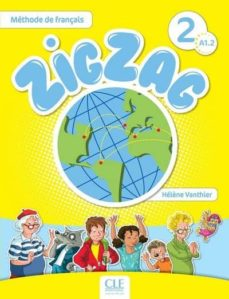 Descargas gratuitas para ebooks epub ZIGZAG NIV. 2 ELEVE + CD AUDI