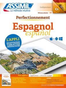 Epub ebooks gratis para descargar ESPAGNOL C1: PACK APPLIVRE : 1 APPLICATION + 1 LIVRE DE 72 PAGES METODO DE AUTOAPRENDIZAJE 9782700564198