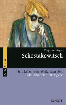 schostakowitsch (ebook)-krzysztof meyer-9783795786298