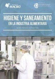 Descargar HIGIENE Y SENEAMIENTO EN SECTOR ALIMENTARIO gratis pdf - leer online