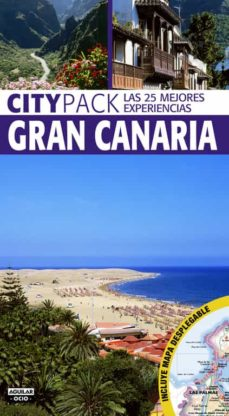 gran canaria (citypack) 2018-9788403518698