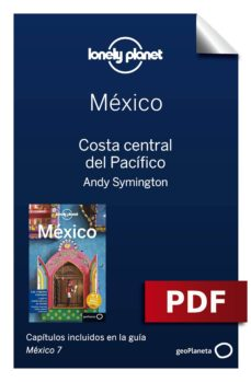 méxico 7_8. costa central del pacífico (ebook)-9788408184898