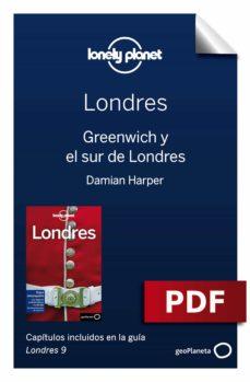 londres 9_10. greenwich y el sur de londres (ebook)-damian harper-peter dragicevich-9788408199298