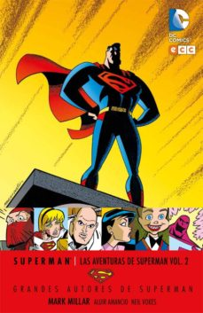 Carreracentenariometro.es Grandes Autores De Superman: Mark Millar - Las Aventuras De Super Man Vol. 02 Image