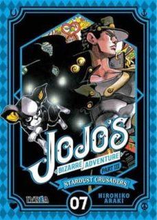 jojo s bizarre adventure parte 3: stardust crusaders nº 7-hirohiko araki-9788417490898