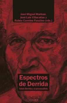 Chapultepecuno.mx Espectros De Derrida Image