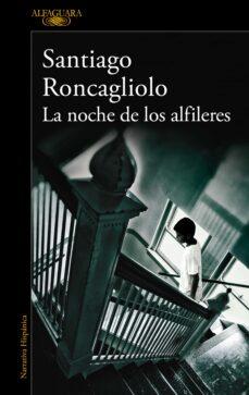 Descargar libro electrónico gratis en italiano LA NOCHE DE LOS ALFILERES
