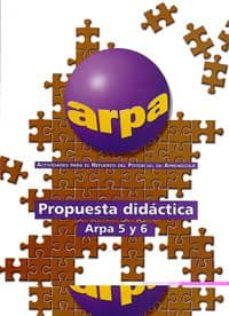 Valentifaineros20015.es Arpa. Propuesta Didactica (3er Ciclo Primaria) Image