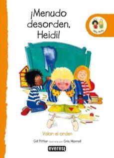 Inmaswan.es ¡Menudo Desorden, Heidi! Image