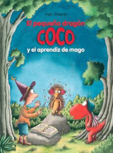 25.el pequeño dragon coco y el aprendiz de mago-ingo siegner-9788424663698