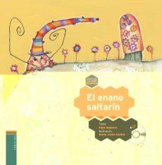 el enano saltarin (inclutye cd)-pepe maestro-9788426380098