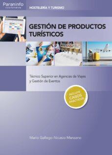 Upgrade6a.es Gestión De Productos Turísticos (Ciclos Formativos Gs) Image