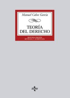 Descargar TEORIA DEL DERECHO gratis pdf - leer online