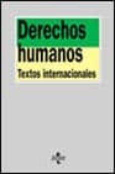 Debatecd.mx Derechos Humanos Textos Internacionales (4ª Ed.) Image