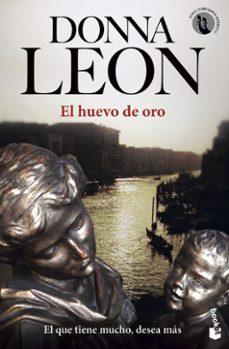 Descarga un libro de visitas gratis EL HUEVO DE ORO de DONNA LEON