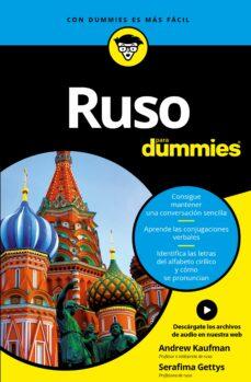 Descargar libro Kindle ipad RUSO PARA DUMMIES in Spanish de ANDREW KAUFMAN, SERAFIMA GETTYS 9788432903298