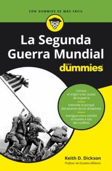 Libros descargables gratis SEGUNDA GUERRA MUNDIAL PARA DUMMIES (Spanish Edition) DJVU iBook