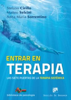Inmaswan.es Entrar En Terapia: Las Siete Puertas De La Terapia Sistemica Image