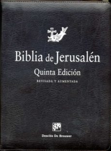 Descargar BIBLIA DE JERUSALEN : MANUAL CREMALLERA - TOTALMENTE REVISADA gratis pdf - leer online