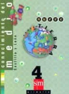 Titantitan.mx Conocimiento Del Medio (Castilla Y Leon) (4º Educacion Primaria) (Nuevo Proyecto Tierra) Image
