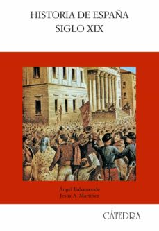 historia de españa: siglo xix-angel bahamonde-jesus antonio martinez-9788437610498