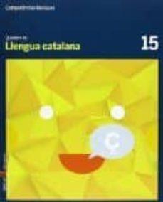 Geekmag.es Quadern Llengua Catalana 15 Cicle Superior Competencies Basiques N Image
