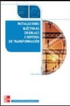 Cronouno.es Instalaciones Electricas De Enlace Y Centros De Transformacion (C Iclo Formativo Grado Medio Electricidad/electronica) Image