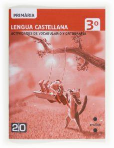 Inmaswan.es Lengua Castellana. Quadern D Activitats Connecta 2.0 (2012) 3ºep Image