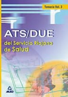 Vinisenzatrucco.it Ats-due Del Servicio Riojano De La Salud: Temario (Vol. Iii) Image