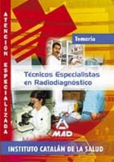 Bressoamisuradi.it Tecnicos Especialistas En Radiodiagnostico De Atencion Especializ Ada Del Instituto Catalan De La Salud Image