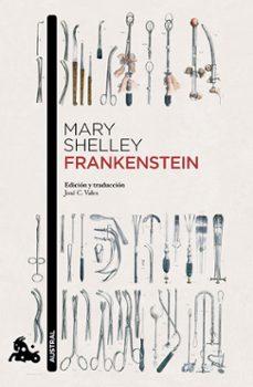 Epub descarga ibooks FRANKENSTEIN in Spanish de MARY SHELLEY