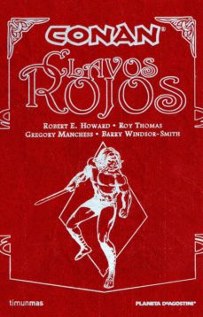 Titantitan.mx Conan: Clavos Rojos (Ed.lim) Image