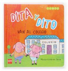 Permacultivo.es Dita Y Dito Van Al Colegio Image